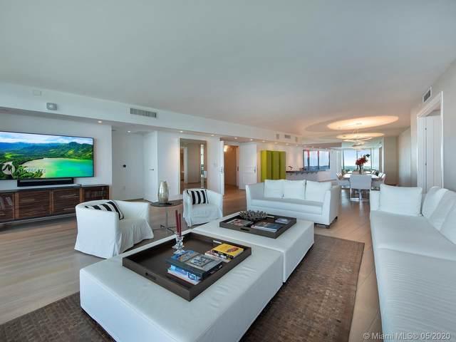 400 Alton Rd #3103, Miami Beach, FL 33139 (MLS #A10716474) :: Berkshire Hathaway HomeServices EWM Realty