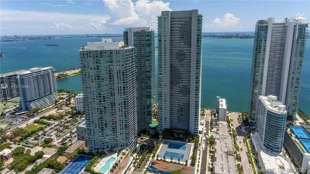 480 NE 31st St #3503, Miami, FL 33137 (MLS #A10716687) :: Dalton Wade Real Estate Group