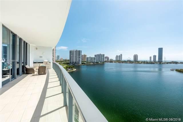 3300 NE 188th St Lph17, Aventura, FL 33180 (MLS #A10717119) :: Grove Properties