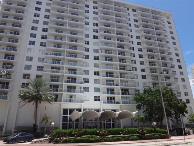 5701 Collins Avene #301, Miami Beach, FL 33140 (MLS #A10718779) :: Patty Accorto Team
