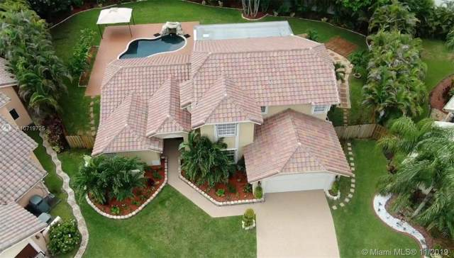 1820 NW 103rd Ave, Plantation, FL 33322 (MLS #A10719725) :: The Teri Arbogast Team at Keller Williams Partners SW