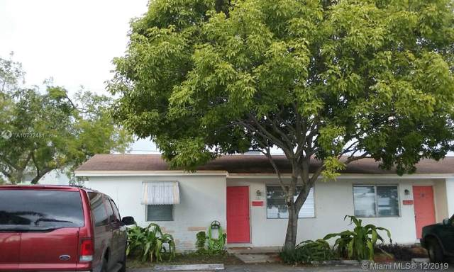 734 NW 1st Ct, Hallandale Beach, FL 33009 (MLS #A10722481) :: The Teri Arbogast Team at Keller Williams Partners SW