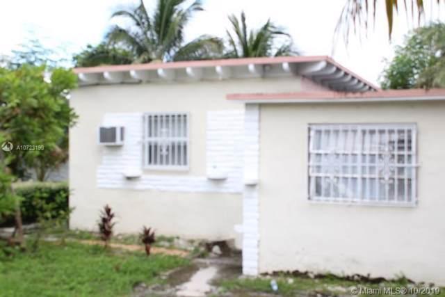 323 NW 108th St, Miami, FL 33168 (MLS #A10723190) :: Albert Garcia Team