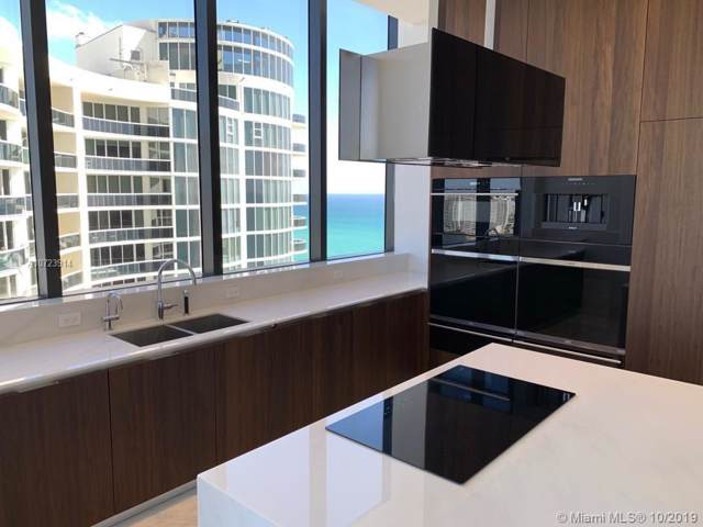 17141 Collins Ave #2902, Sunny Isles Beach, FL 33160 (MLS #A10723914) :: The Teri Arbogast Team at Keller Williams Partners SW