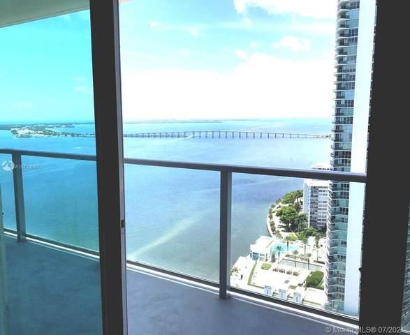 1155 Brickell Bay Dr #3405, Miami, FL 33131 (MLS #A10724561) :: Castelli Real Estate Services