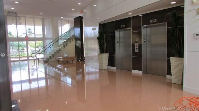 2775 NE 187Th St #205, Aventura, FL 33180 (MLS #A10725057) :: Castelli Real Estate Services