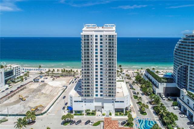 505 N Fort Lauderdale Beach Blvd #1410, Fort Lauderdale, FL 33304 (MLS #A10726014) :: Castelli Real Estate Services