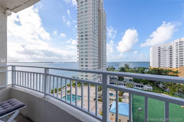 770 Claughton Island Dr #1008, Miami, FL 33131 (MLS #A10727640) :: Berkshire Hathaway HomeServices EWM Realty