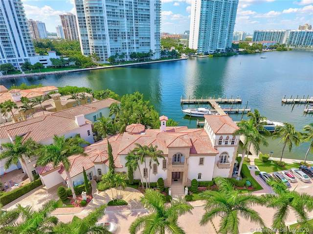 3901 Island Estates Dr, Aventura, FL 33160 (MLS #A10727760) :: Albert Garcia Team