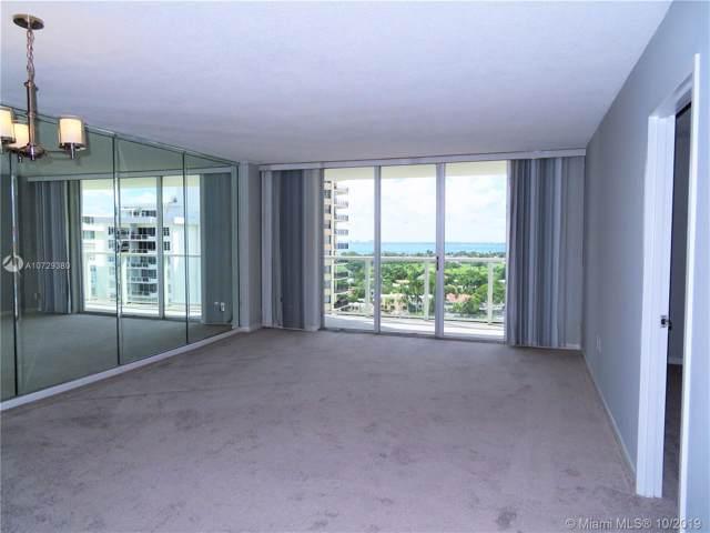 5701 Collins #1507, Miami Beach, FL 33140 (MLS #A10729380) :: Patty Accorto Team