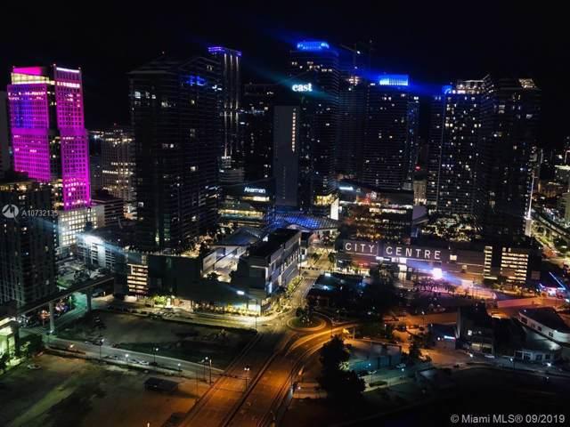350 S Miami Ave #3908, Miami, FL 33130 (MLS #A10732135) :: The Adrian Foley Group