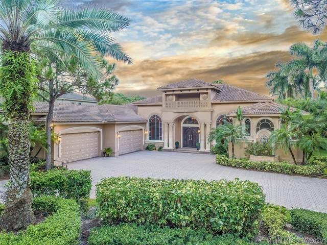 5996 Pinewood Ave, Parkland, FL 33067 (MLS #A10733389) :: Berkshire Hathaway HomeServices EWM Realty