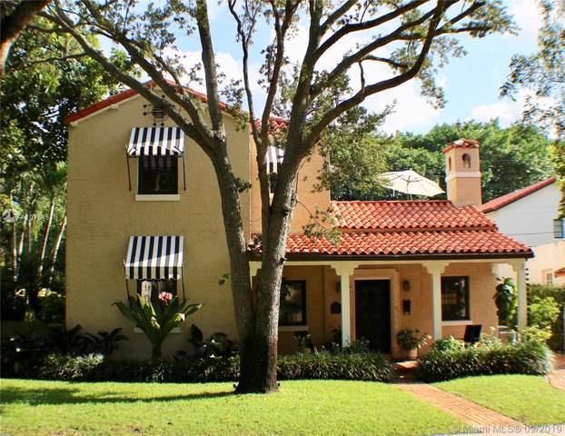 512 Alcazar Ave, Coral Gables, FL 33134 (MLS #A10734515) :: Grove Properties