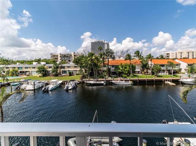 16565 NE 26th Ave 3F, North Miami Beach, FL 33160 (MLS #A10735368) :: Berkshire Hathaway HomeServices EWM Realty