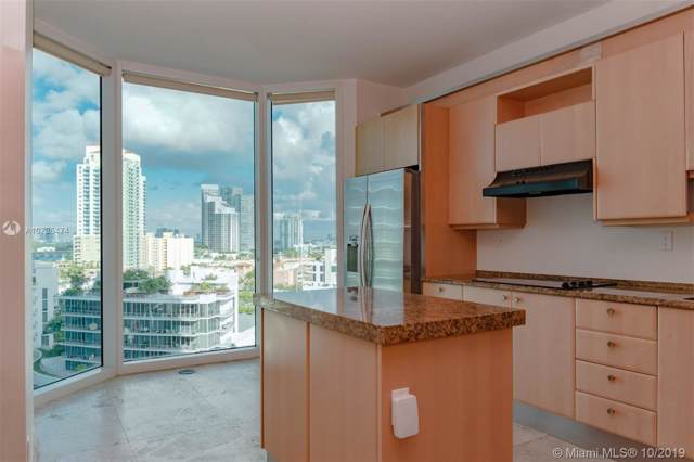 300 S Pointe Dr #1206, Miami Beach, FL 33139 (MLS #A10735474) :: Green Realty Properties