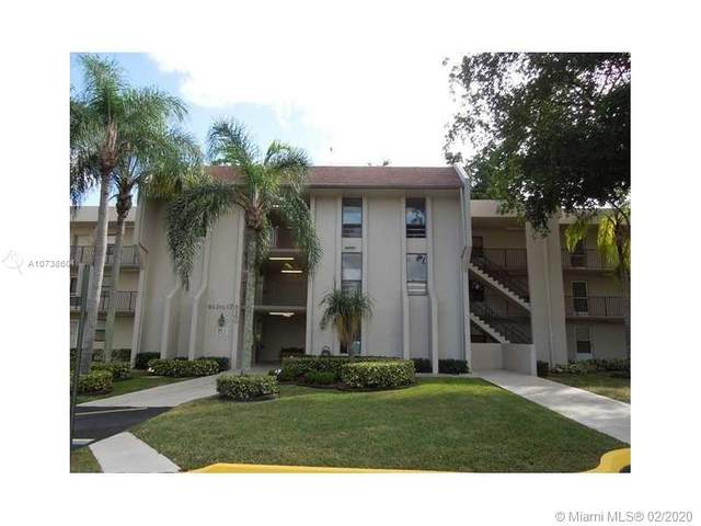 8150 W Mcnab Rd #208, Tamarac, FL 33321 (MLS #A10738604) :: Berkshire Hathaway HomeServices EWM Realty