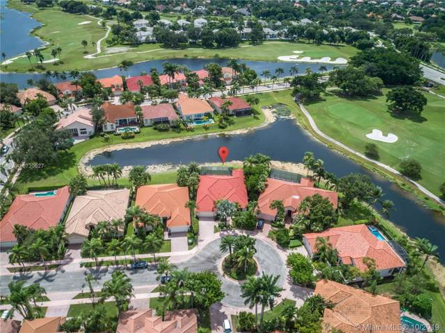 2713 Oakmont Ct, Weston, FL 33332 (MLS #A10739627) :: Green Realty Properties