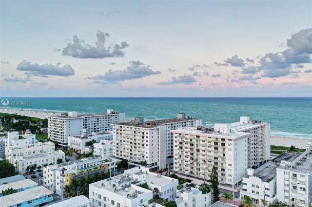 345 Ocean Dr #315, Miami Beach, FL 33139 (MLS #A10739831) :: Carole Smith Real Estate Team