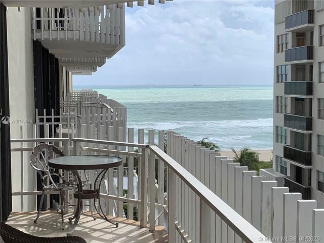 6061 Collins Ave 7B, Miami Beach, FL 33140 (MLS #A10742048) :: Re/Max PowerPro Realty