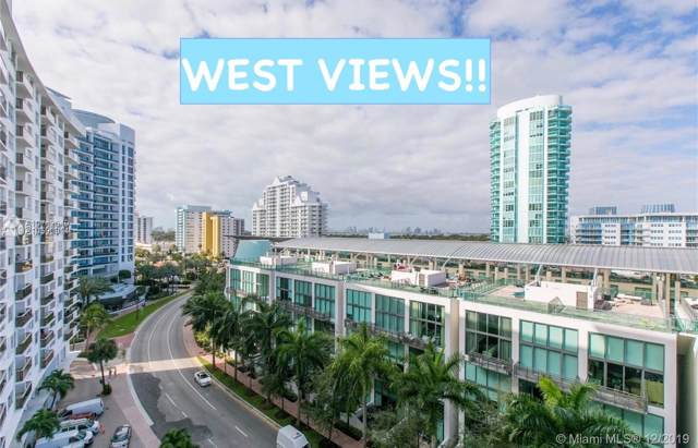6039 Collins Ave #1034, Miami Beach, FL 33140 (MLS #A10742649) :: The Teri Arbogast Team at Keller Williams Partners SW