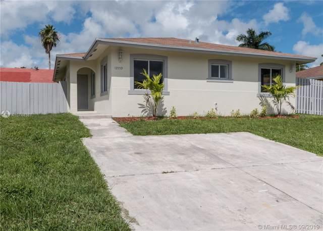 13559 SW 287th Ln, Homestead, FL 33033 (MLS #A10744387) :: Berkshire Hathaway HomeServices EWM Realty