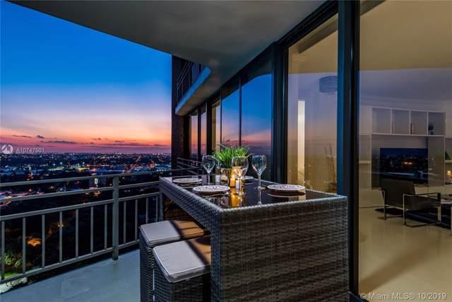 720 NE 69th St 24W, Miami, FL 33138 (MLS #A10747501) :: Berkshire Hathaway HomeServices EWM Realty