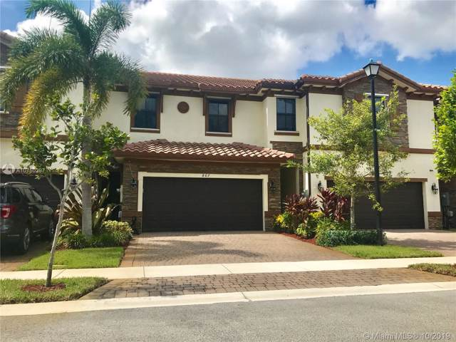 807 E Village Cir 4F, Davie, FL 33325 (MLS #A10750297) :: Berkshire Hathaway HomeServices EWM Realty