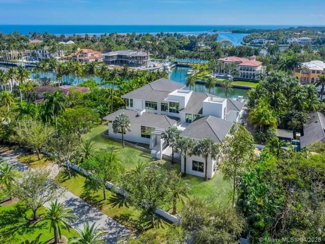 340 Leucadendra Dr, Coral Gables, FL 33156 (MLS #A10750382) :: Green Realty Properties