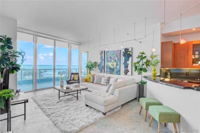 100 S Pointe Dr #708, Miami Beach, FL 33139 (MLS #A10750781) :: Castelli Real Estate Services