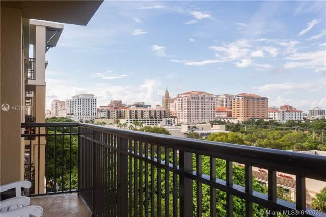3530 SW 22 St #804, Miami, FL 33145 (MLS #A10751066) :: Berkshire Hathaway HomeServices EWM Realty