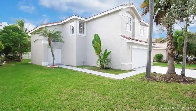 17622 SW 18th St, Miramar, FL 33029 (MLS #A10751262) :: The Teri Arbogast Team at Keller Williams Partners SW