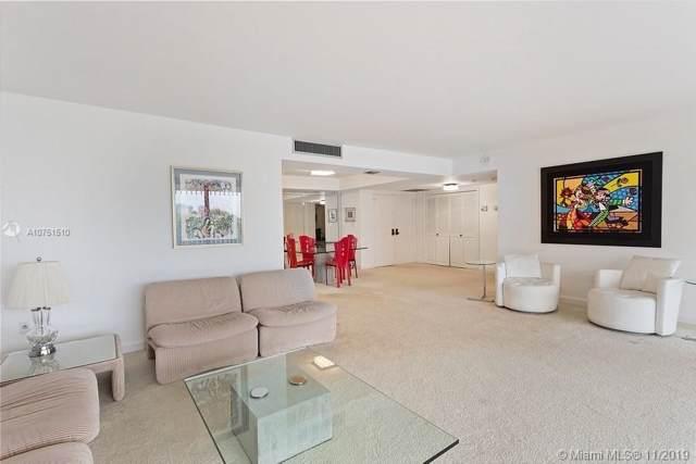 1 Grove Isle Dr A208, Miami, FL 33133 (MLS #A10751510) :: Berkshire Hathaway HomeServices EWM Realty