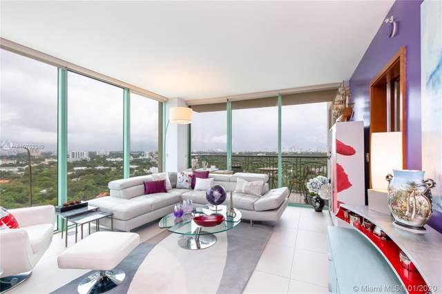 3350 SW 27th Ave #1807, Miami, FL 33133 (MLS #A10752349) :: Berkshire Hathaway HomeServices EWM Realty