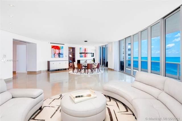 5959 Collins Av #1407, Miami Beach, FL 33140 (#A10753246) :: Posh Properties