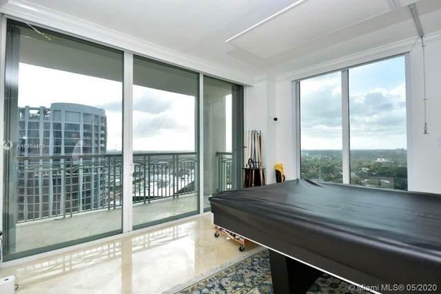 3350 SW 27th Ave #2103, Miami, FL 33133 (MLS #A10753488) :: Castelli Real Estate Services