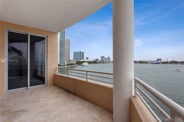 848 Brickell Key Dr #601, Miami, FL 33131 (MLS #A10757724) :: Berkshire Hathaway HomeServices EWM Realty
