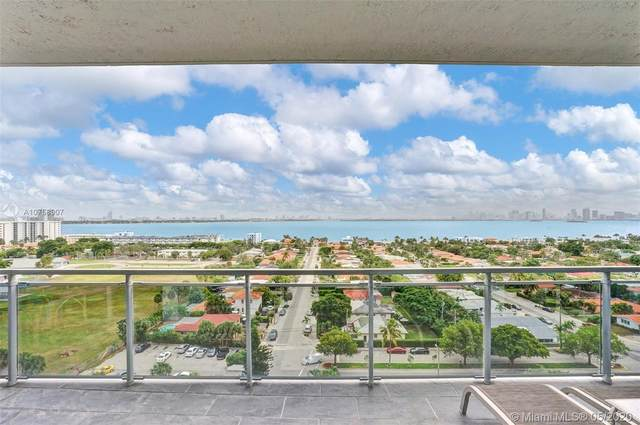 7901 Hispanola Ave #1110, North Bay Village, FL 33141 (MLS #A10758907) :: Ray De Leon with One Sotheby's International Realty