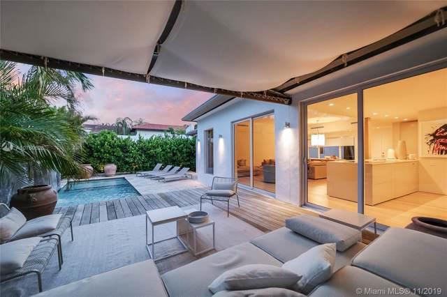 4235 N Bay Rd, Miami Beach, FL 33140 (MLS #A10759626) :: Grove Properties