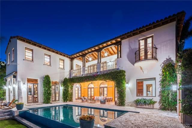 4420 N Bay Rd, Miami Beach, FL 33140 (MLS #A10766924) :: Castelli Real Estate Services