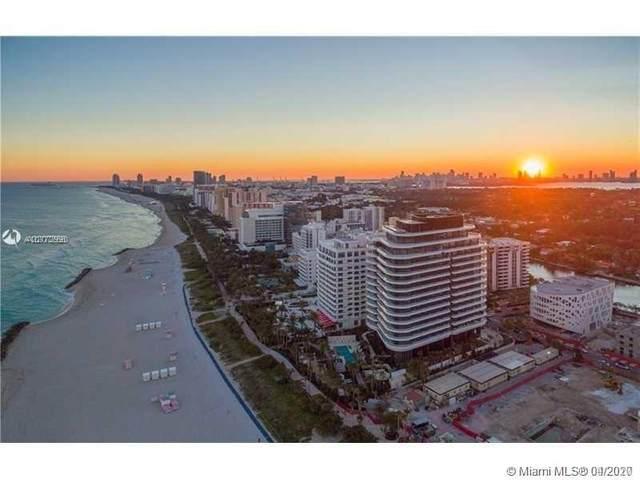 3315 Collins 14C, Miami Beach, FL 33140 (MLS #A10772990) :: Miami Villa Group