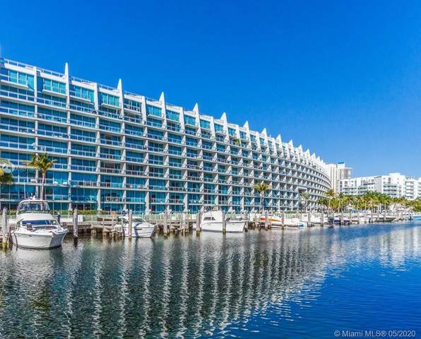 2950 NE 188th St #405, Aventura, FL 33180 (MLS #A10775223) :: The Pearl Realty Group