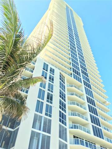 16699 Collins Ave #2503, Sunny Isles Beach, FL 33160 (MLS #A10778349) :: United Realty Group
