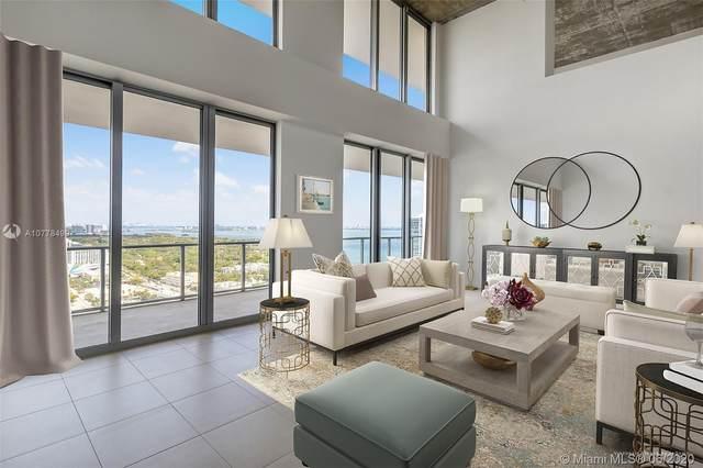 3470 E Coast Ave Ph102, Miami, FL 33137 (MLS #A10778499) :: Ray De Leon with One Sotheby's International Realty
