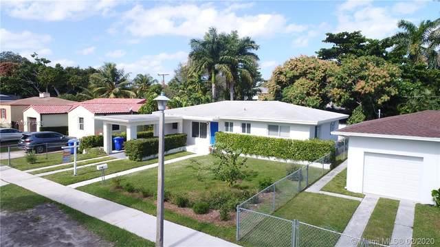 951 NE 81st St, Miami, FL 33138 (MLS #A10779438) :: The Teri Arbogast Team at Keller Williams Partners SW