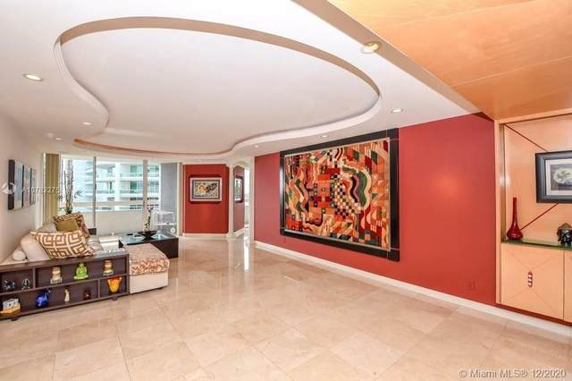 1627 Brickell Ave #905, Miami, FL 33129 (MLS #A10783275) :: The Howland Group