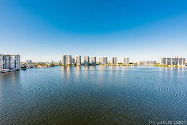 17720 N Bay Rd #1203, Sunny Isles Beach, FL 33160 (MLS #A10793233) :: Prestige Realty Group
