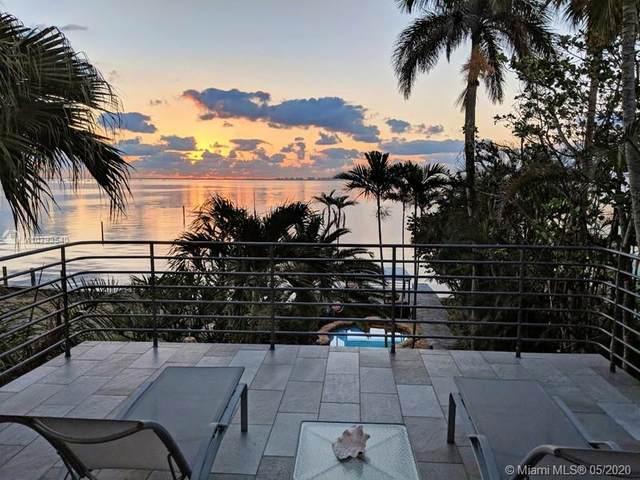 3523 N Bay Homes, Coconut Grove, FL 33133 (MLS #A10793540) :: Grove Properties