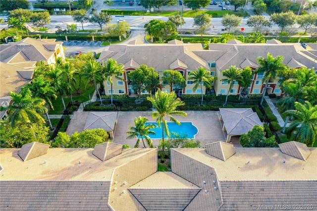 7085 Nova Dr #317, Davie, FL 33317 (MLS #A10797243) :: Berkshire Hathaway HomeServices EWM Realty