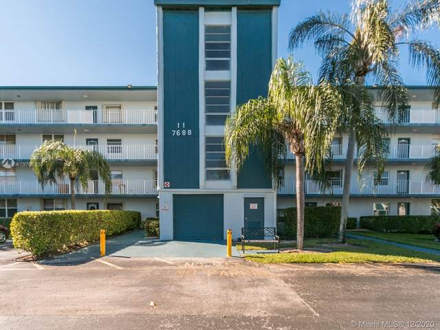 7688 NW 18th St #305, Margate, FL 33063 (MLS #A10798437) :: Castelli Real Estate Services