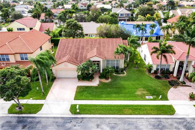 19328 NW 14th St, Pembroke Pines, FL 33029 (MLS #A10798659) :: Castelli Real Estate Services